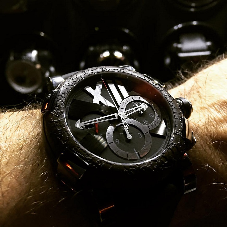 Romain Jerome Titanic DNA watch