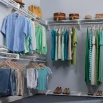 Achieving Organization with a Walk in Closet