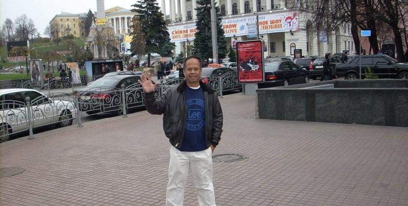 downtown area kiev ukraine